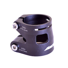 Ness Double Clamp Tapered Seat Clamp