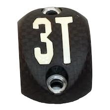 3TTT Carbon Face Plate Upgrade For 31.8mm Stems (2 Bolt)