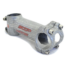 Scud Amoeba Carbon Wrapped Stem