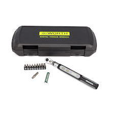 Jobsworth Digital Torque Wrench Set