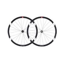 3T Discus C35 Pro Aluminium Clincher 700c Disc Wheelset