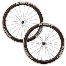 Planet X 60mm Carbon Clincher Wheelset