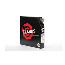 Clarks Galvanized Pear Nipple Brake Inner Cable