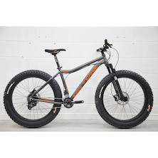 237 - On One Fatty Trail / Medium / Stealth Grey / Sram X5