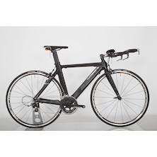 Planet X Stealth SRAM Rival 11 Time Trial Bike  Medium  Jet Black