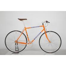 Holdsworth La Quelda Gran Sport Mens Flat Bar - Large - Orange