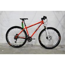 """On One Inbred 29er Vertical Dropout Custom SLX 18"""" Orange"""