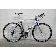 Guerciotti Gemini SRAM Red Road Bike  Medium White Blue