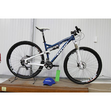 Titus Rockstar 29er XT Mountain Bike  Small Blue