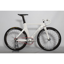 Planet X Pro Carbon Track Elite XSmall Pearl White