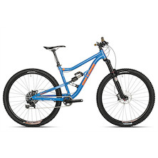 0110 - On-One Codeine 29 SRAM X01 Mountain Bike Small Blue - New - Barnsley