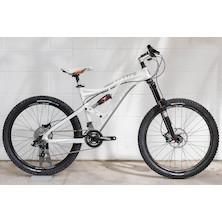 Titus El Guapo Sram X5 Mountain Bike Medium White