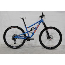 On-One Codeine 29 Sram X01 Mountain Bike  Small /  Blue - Ex Display