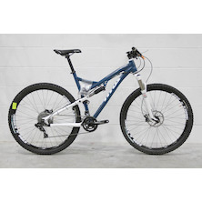 Titus Rockstar SRAM X9 29er Mountain Bike Large Supper Blue - Used