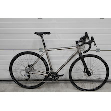On-One Pickenflick Rival 22 HRD Cross Bike Small Brushed