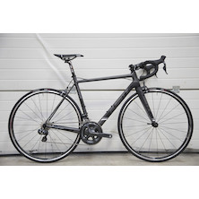 128 - Planet X RT-90 Ultra Road Bike / Medium 54cm / Black And Anthracite