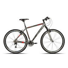 SAB Sidney Hybrid Bike 50cm Grey