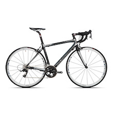 Holdsworth Stelvio Sram Rival Carbon Road Bike Medium Grey Black