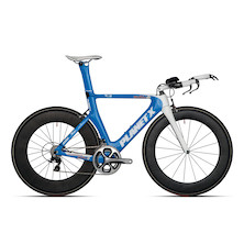Planet X Exocet Shimano Dura Ace 9000 Pro Time Trial Bike Large White Silver