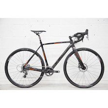 217 - Viner Super Prestige Sram Force1 Cyclo-Cross Bike / Medium (52cm) / Orange