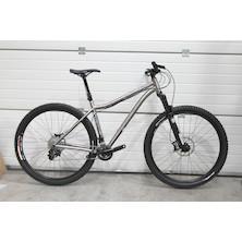 Titus Fireline Evo SRAM X9 Mountainbike Raw 18 Inch