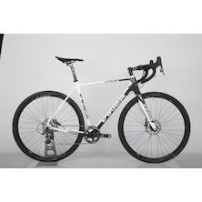 Viner Strada Bianca Force / Large / White & Green / Used