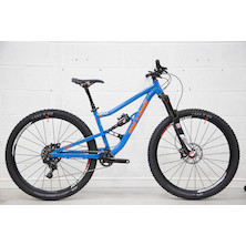 209 - On-One Codeine 29 SRAM X01 Mountain Bike / Small / Blue