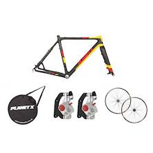 XLS Frame Wheel Bag And Brake Bundle