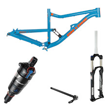 On-One Codeine 29er Frame + Rear Shock And Fork