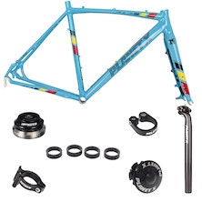 Planet X XLA Alloy Cyclocross Frame And Carbon Fork Bundle