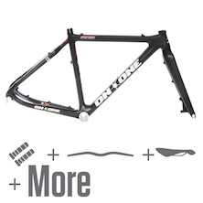 On-One Dirty Disco Cyclocross Frameset Pick 'n' Mix Bundle