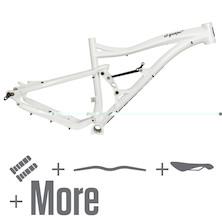 Titus El Guapo Monarch 29er Frame Pick 'n' Mix Bundle