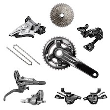 Shimano Deore XT M8000 Groupset