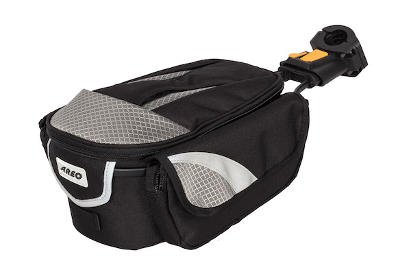 Areo Seatpost Mounted Pannier Bag