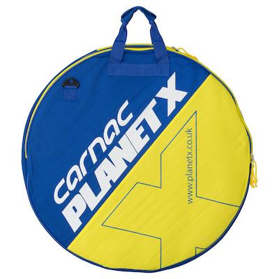 Planet X Team Carnac Padded Double Wheel Bag