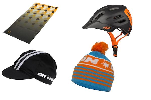 On-One Enduro Helmet Bundle