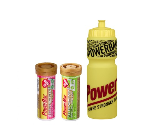 Powerbar Sports Bottle + 20 Tabs