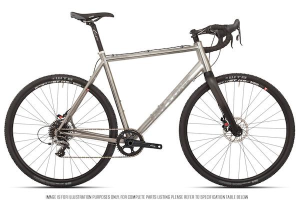 On-One Pickenflick SRAM Apex 1 Mechanical Disc Cyclocross Bike