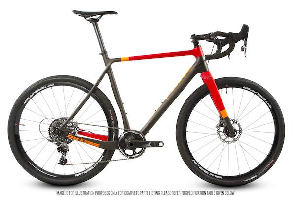 On One Space Chicken SRAM Force 1 Monster Gravel Bike 27.5 Wheels