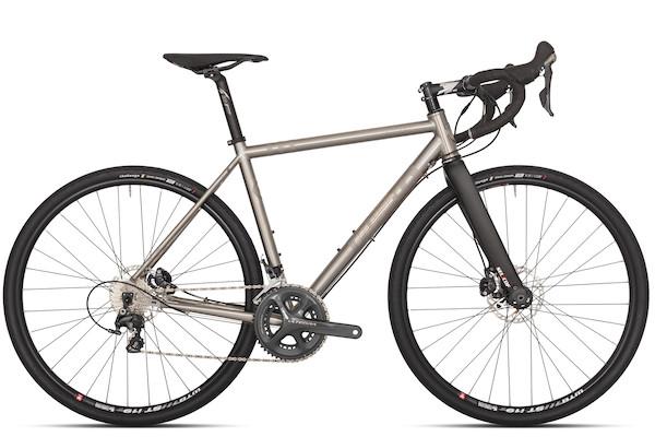 Planet X Tempest Titanium Gravel Road Bike Shimano Ultegra 6800