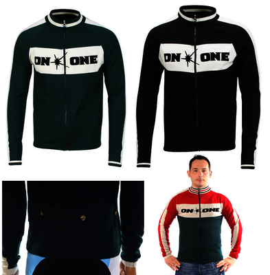On-One Merino Wool Long-Sleeved Jersey