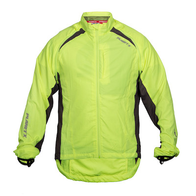 Planet X Bright Ride Hi-Viz Jacket