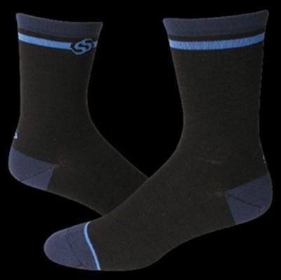 "Save Our Soles SOS Signature 5"" Merino Wool Socks"