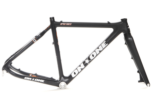 On-One Dirty Disco Cyclocross Frameset