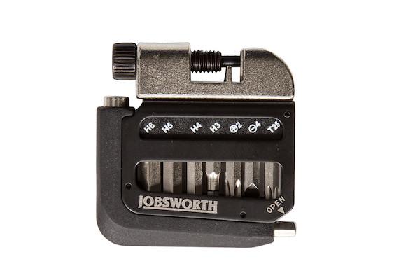 Jobsworth SpyGadget Folding Tool