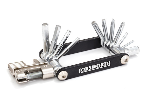 Jobsworth Slim Fully Loaded 18 Function Multitool