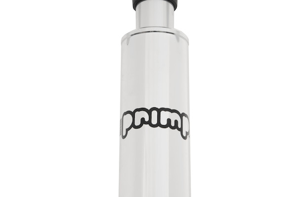 Phaart Primp High Polish Aluminium Floor Pump