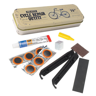 Weldtite 75th Anniversary Cycle Repair Outfit Tin