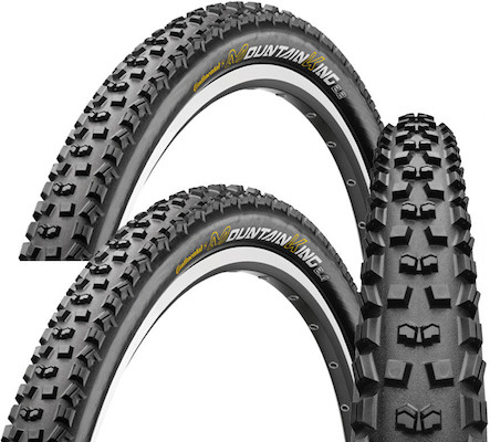 Continental Mountain King II Folding Tyre