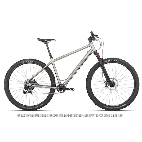 On One Ti 29er Sram GX1 Mountain Bike